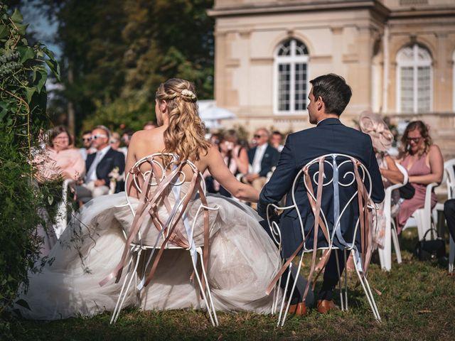 Le mariage de Nicolas et Marine à Marolles-en-Brie, Val-de-Marne 12