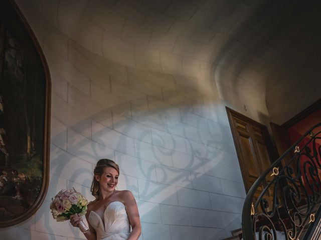 Le mariage de Nicolas et Marine à Marolles-en-Brie, Val-de-Marne 13
