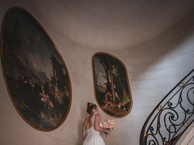 Le mariage de Nicolas et Marine à Marolles-en-Brie, Val-de-Marne 14