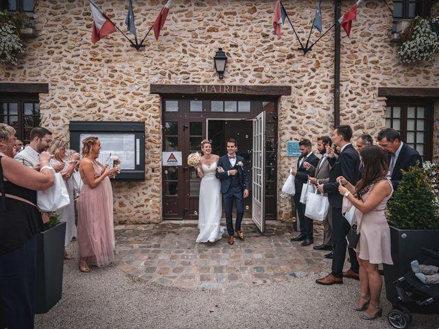 Le mariage de Nicolas et Marine à Marolles-en-Brie, Val-de-Marne 15