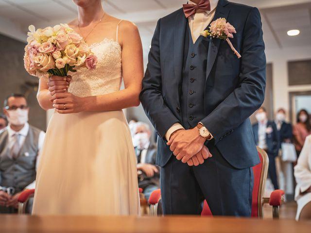Le mariage de Nicolas et Marine à Marolles-en-Brie, Val-de-Marne 16