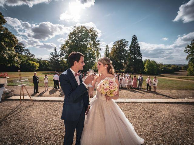 Le mariage de Nicolas et Marine à Marolles-en-Brie, Val-de-Marne 19