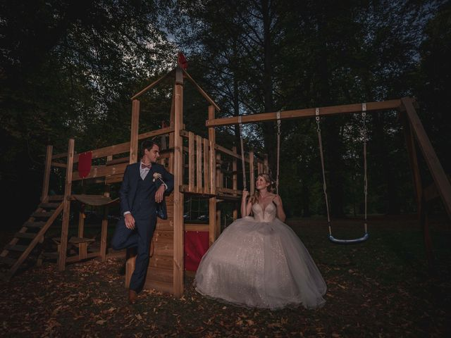 Le mariage de Nicolas et Marine à Marolles-en-Brie, Val-de-Marne 22