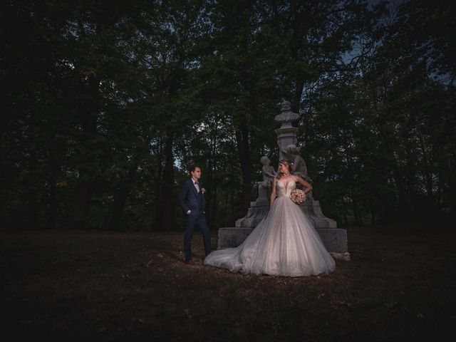Le mariage de Nicolas et Marine à Marolles-en-Brie, Val-de-Marne 23
