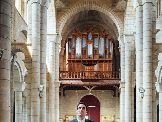 Le mariage de Sylvain et Justine à Poitiers, Vienne 17