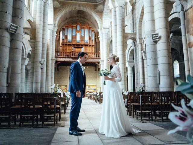 Le mariage de Sylvain et Justine à Poitiers, Vienne 19