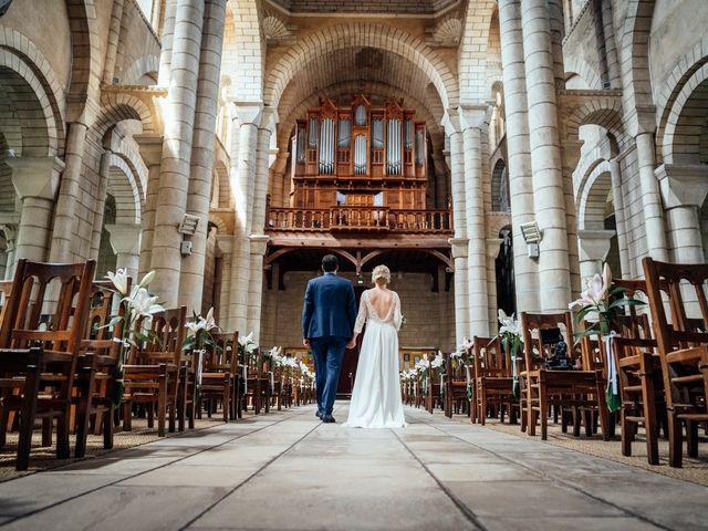 Le mariage de Sylvain et Justine à Poitiers, Vienne 1