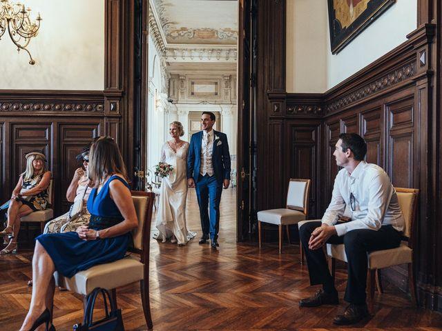 Le mariage de Sylvain et Justine à Poitiers, Vienne 24