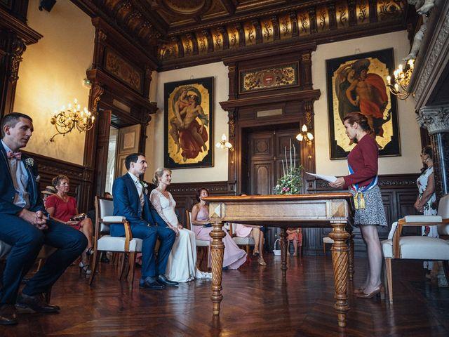 Le mariage de Sylvain et Justine à Poitiers, Vienne 25