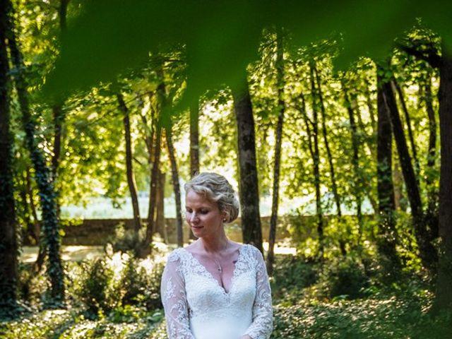 Le mariage de Sylvain et Justine à Poitiers, Vienne 34