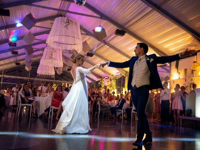 Le mariage de Sylvain et Justine à Poitiers, Vienne 45