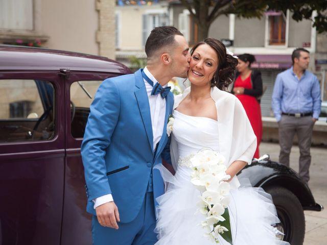 Le mariage de Maxime et Mégane à Malesherbes, Loiret 10