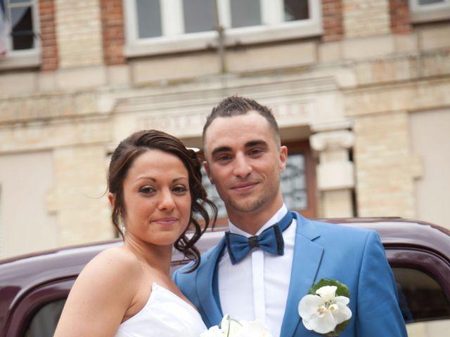Le mariage de Maxime et Mégane à Malesherbes, Loiret 13