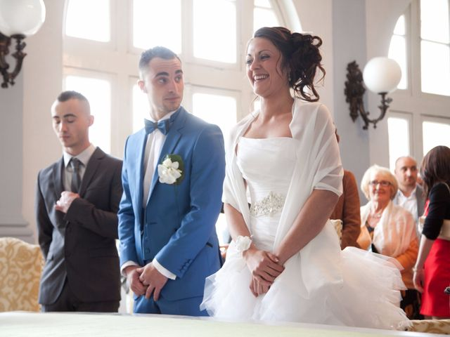 Le mariage de Maxime et Mégane à Malesherbes, Loiret 16