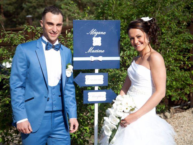 Le mariage de Maxime et Mégane à Malesherbes, Loiret 41