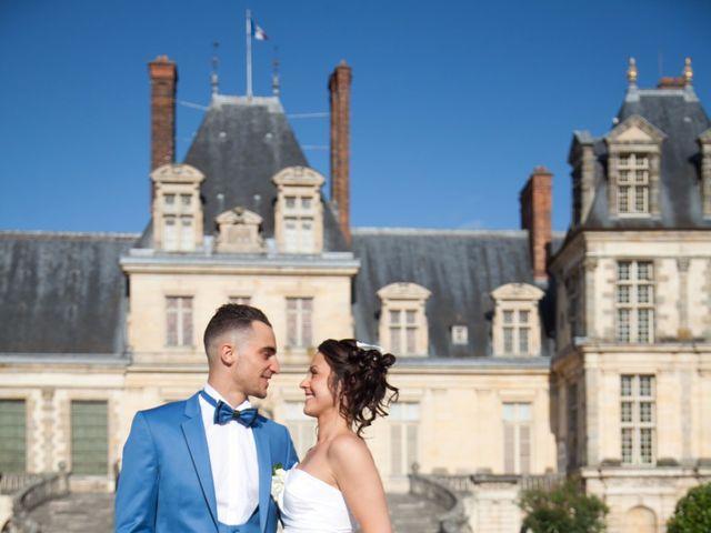 Le mariage de Maxime et Mégane à Malesherbes, Loiret 47