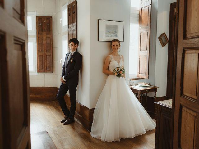 Le mariage de Mélissa et Javier