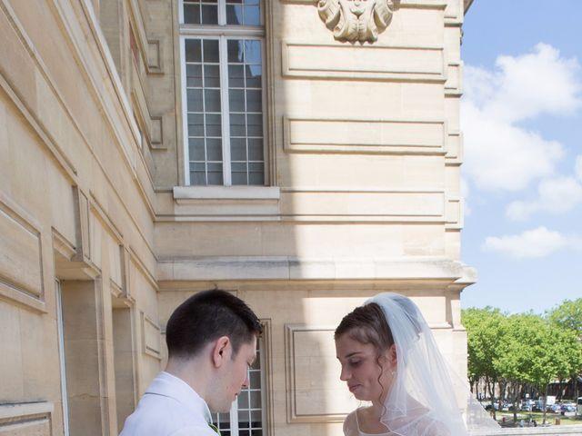 Le mariage de Julien et Magali à Versailles, Yvelines 18
