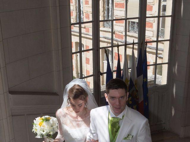 Le mariage de Julien et Magali à Versailles, Yvelines 20