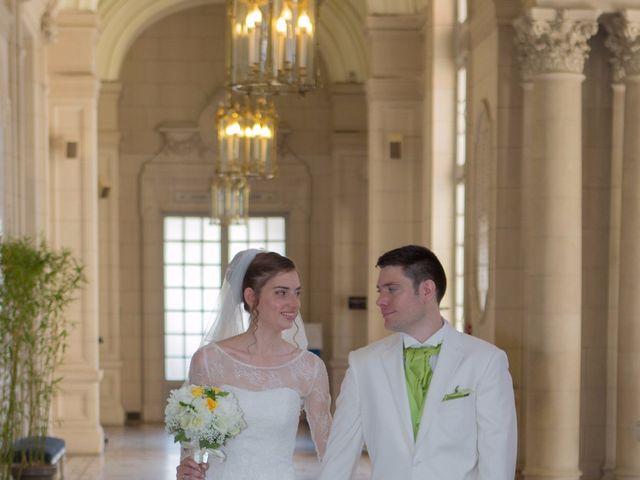Le mariage de Julien et Magali à Versailles, Yvelines 21