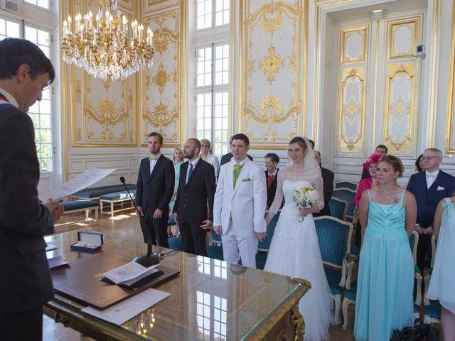 Le mariage de Julien et Magali à Versailles, Yvelines 22