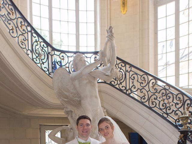Le mariage de Julien et Magali à Versailles, Yvelines 24