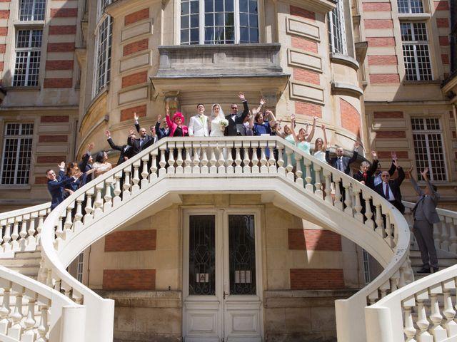 Le mariage de Julien et Magali à Versailles, Yvelines 26