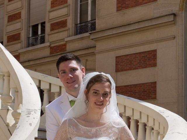 Le mariage de Julien et Magali à Versailles, Yvelines 27