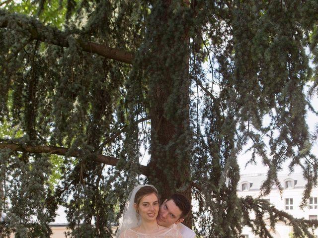 Le mariage de Julien et Magali à Versailles, Yvelines 29