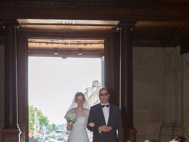 Le mariage de Julien et Magali à Versailles, Yvelines 34