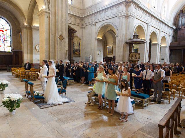 Le mariage de Julien et Magali à Versailles, Yvelines 36