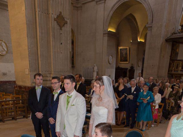 Le mariage de Julien et Magali à Versailles, Yvelines 40