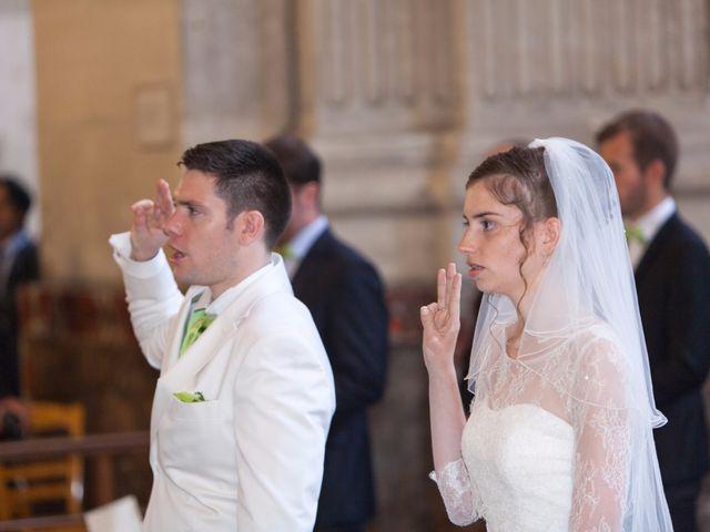 Le mariage de Julien et Magali à Versailles, Yvelines 42