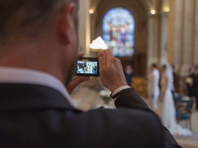 Le mariage de Julien et Magali à Versailles, Yvelines 43