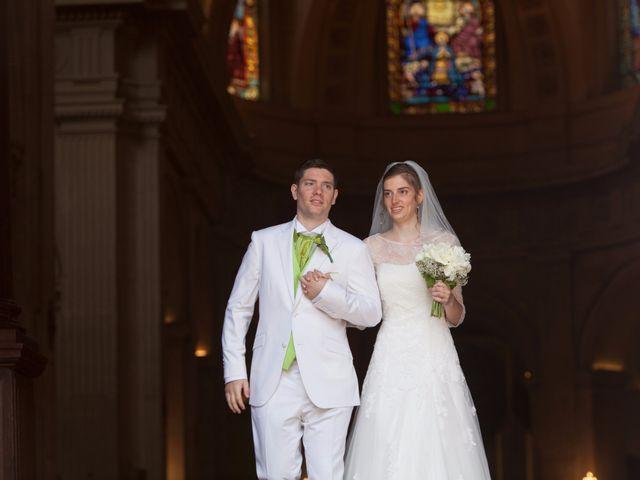 Le mariage de Julien et Magali à Versailles, Yvelines 44