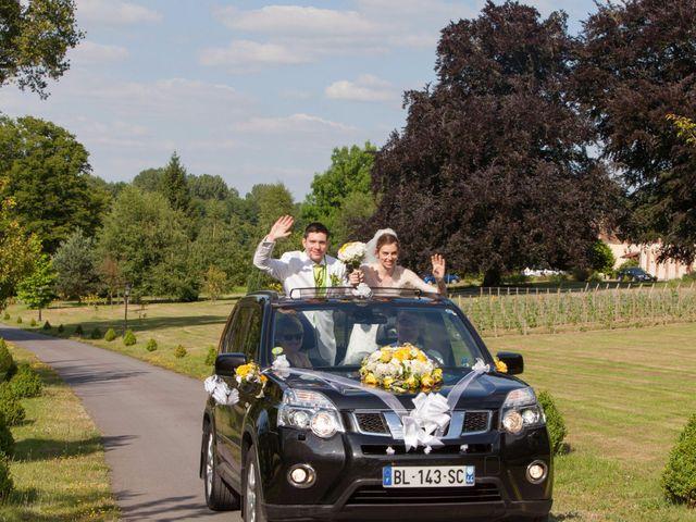 Le mariage de Julien et Magali à Versailles, Yvelines 46