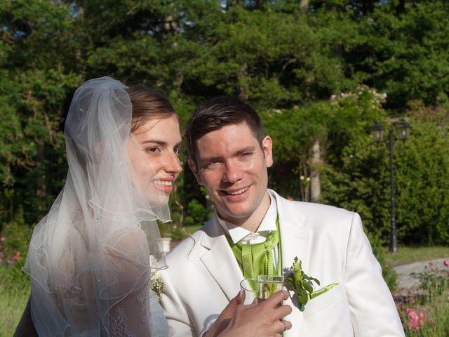 Le mariage de Julien et Magali à Versailles, Yvelines 47