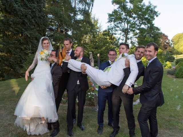 Le mariage de Julien et Magali à Versailles, Yvelines 48