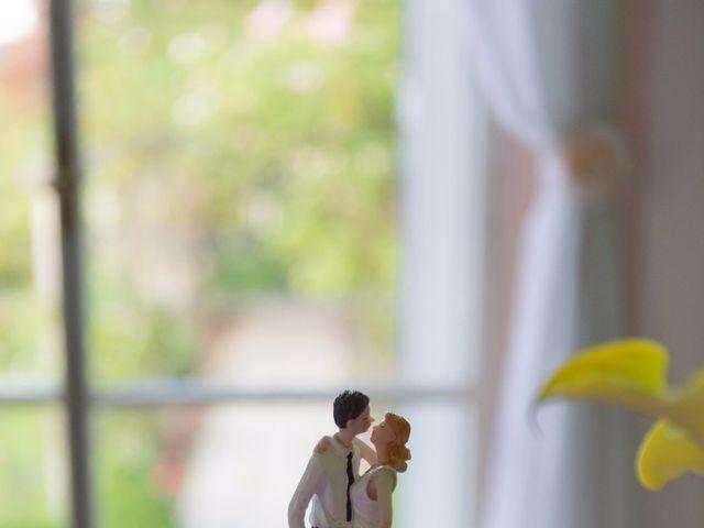 Le mariage de Julien et Magali à Versailles, Yvelines 56