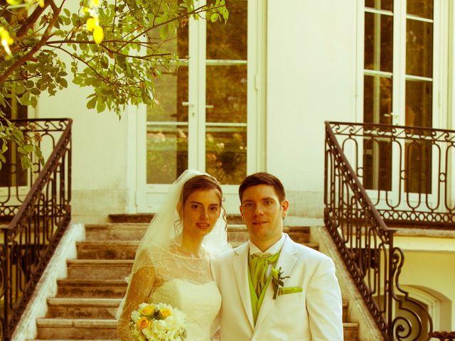 Le mariage de Julien et Magali à Versailles, Yvelines 59