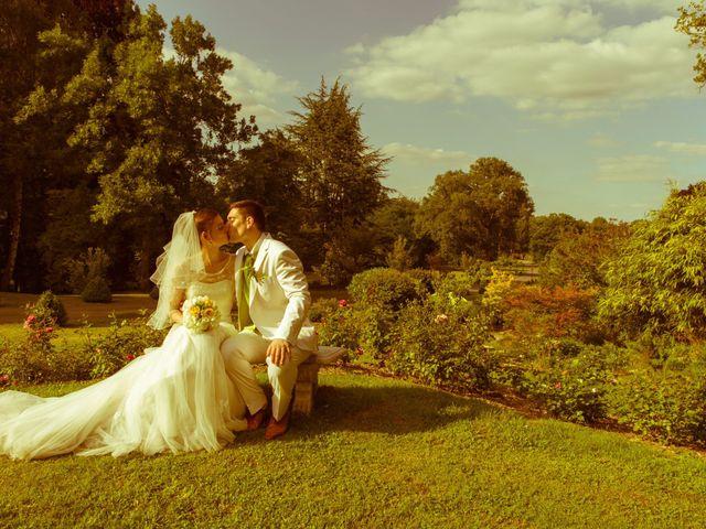 Le mariage de Julien et Magali à Versailles, Yvelines 2