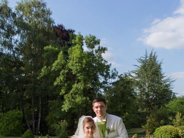 Le mariage de Julien et Magali à Versailles, Yvelines 61
