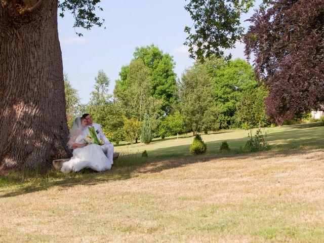 Le mariage de Julien et Magali à Versailles, Yvelines 64