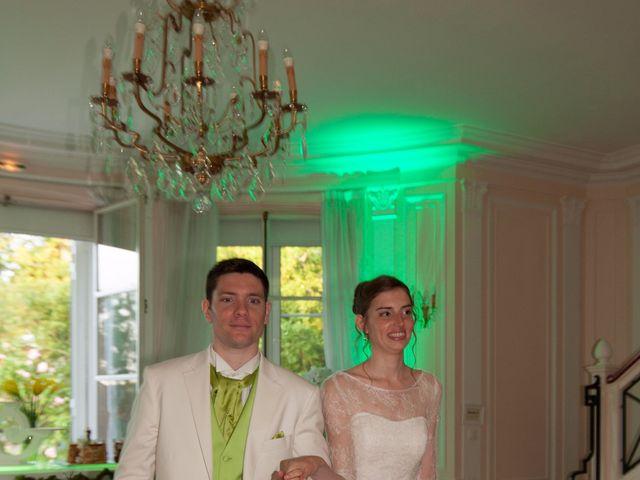 Le mariage de Julien et Magali à Versailles, Yvelines 70