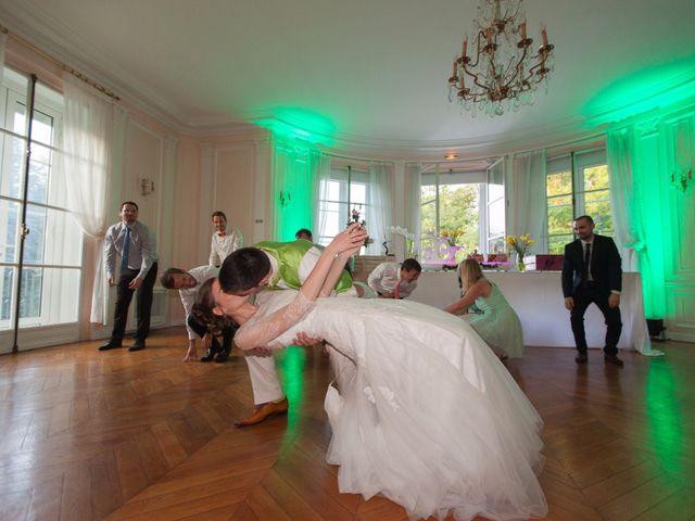 Le mariage de Julien et Magali à Versailles, Yvelines 72