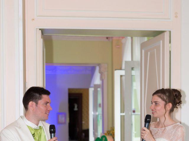 Le mariage de Julien et Magali à Versailles, Yvelines 73