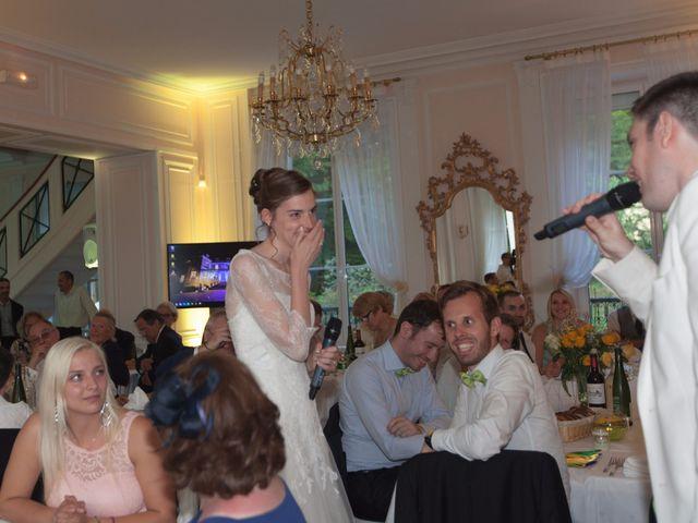 Le mariage de Julien et Magali à Versailles, Yvelines 74