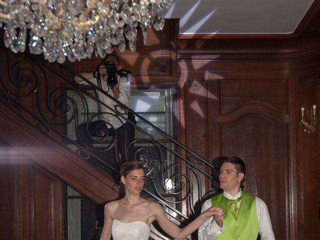 Le mariage de Julien et Magali à Versailles, Yvelines 81