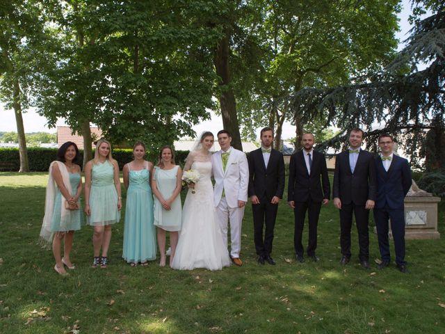 Le mariage de Julien et Magali à Versailles, Yvelines 31