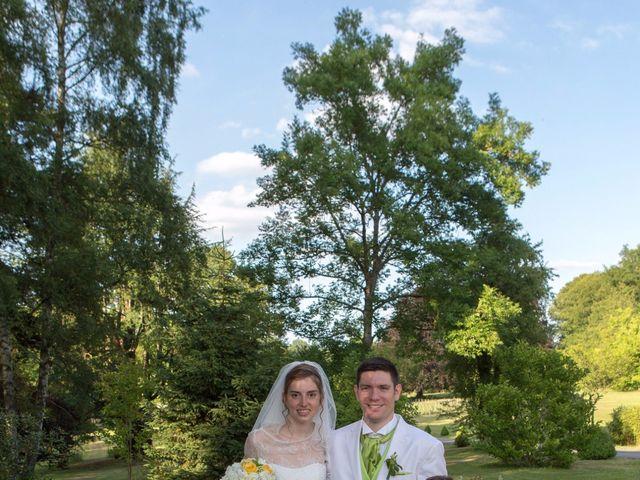 Le mariage de Julien et Magali à Versailles, Yvelines 67